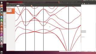 PWscf (phonon calculation, DFPT method)
