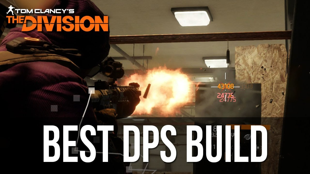 The Division Dps Build