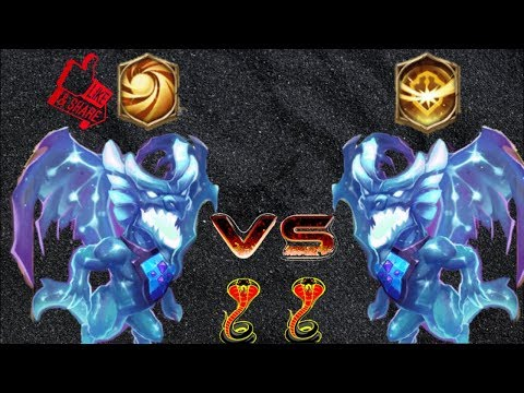 Survival | Lavanica | VS | Sacred Light | Castle Clash