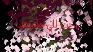 اغنية هذا حالك يا عنيد من انتاج بسام عبد الغفار