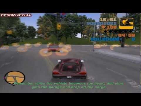 Grand Theft Auto 3 - Mission #60 - Bullion Run