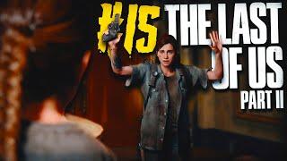 ΟΤΑΝ Η ΕΛΛΗ ΣΥΝΑΝΤΗΣΕ ΤΗΝ ΑΜΠΗ | The Last Of Us Part II #15 Greek