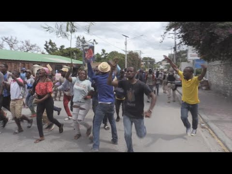 Crisis in Haiti nears boiling point