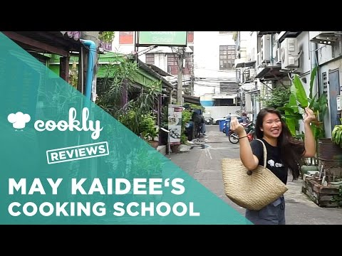 May Kaidee's Cooking School Review by Cookly