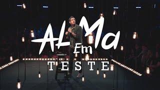 AFONSO PADILHA - ALMA EM TESTE
