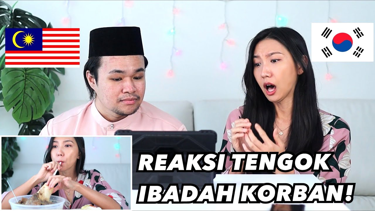 Orang Malaysia Terangkan Raya Aidiladha kepada Bukan Islam?ㅣ이슬람 명절 체험
