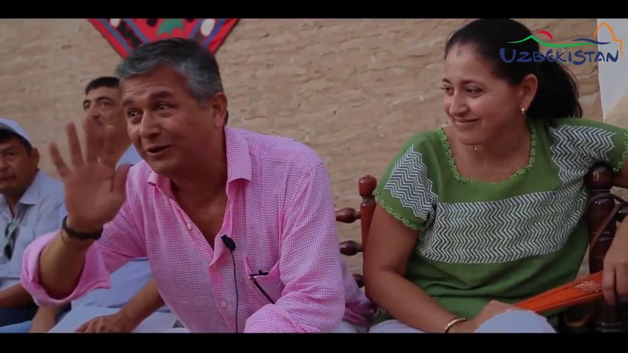 Добро пожаловать в Узбекистан! Государственный Комитет Республики Узбекистан по развитию туризма