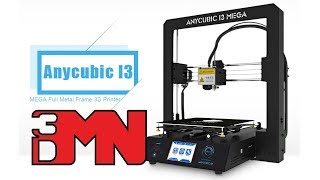 Anycubic I3 Mega 3D Printer Review
