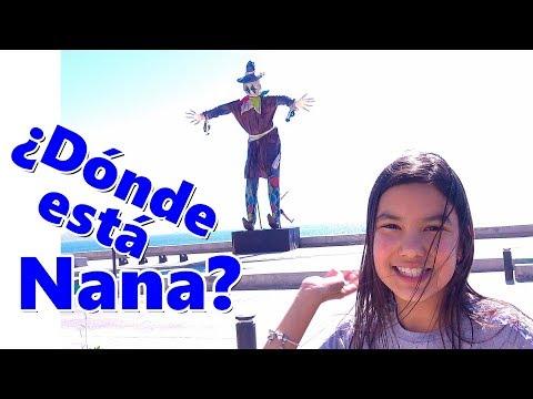 ¿DONDE ESTA NANA? CHALLENGE  | AnaNana Toys