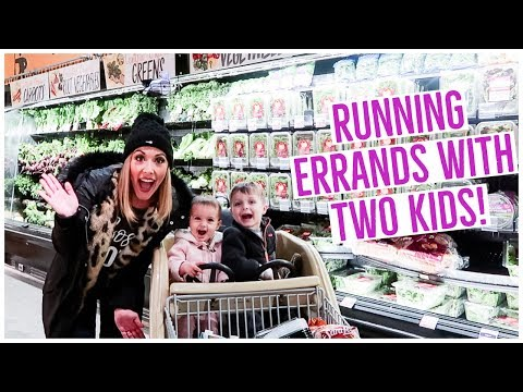 DAY IN THE LIFE OF A MOM | Brianna K