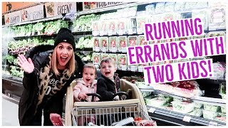 DAY IN THE LIFE OF A MOM | Brianna K Video