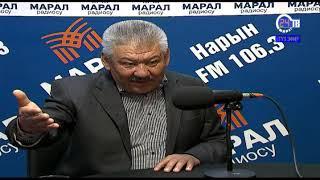 А.Бекназаров: Жээнбеков кош бийликке жол бербейт