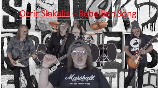 Rebellion Song by Ozric Slakalis