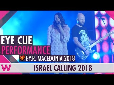 "Eye Cue ""Lost and Found"" (F.Y.R. Macedonia 2018) LIVE @ Israel Calling 2018"