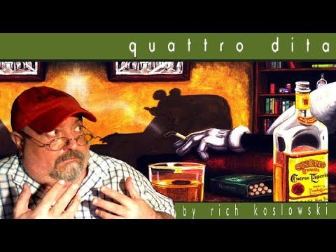 Quattro Dita (Three Fingers) di Rich Koslowski