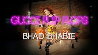 "Bhad Bhabie - ""Gucci Flip Flops"" | Nicole Kirkland Choreography"