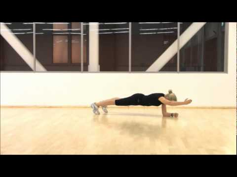 Super Plank | Test and Core Exercise Variations | Marina