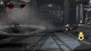 [GOD OF WAR 3] Kratos Vs Hercules [TITAN MODE] [HQ]