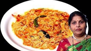 जेव्हा घरी कोणतीच भाजी नसते तेव्हा बनवा हि  स्वादिष्ट  भाजी  | Bhaji Recipe In Marathi By Mangal