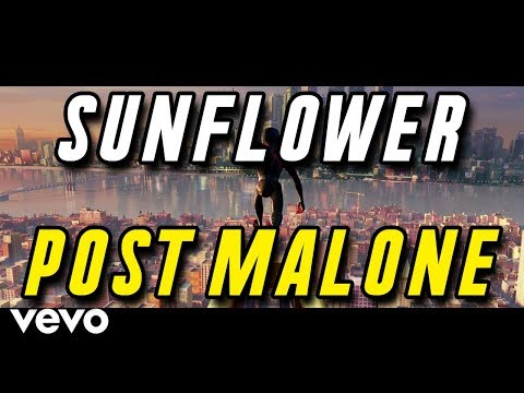 Sunflower - Post Malone (Instrumental - 1 Hour Loop)