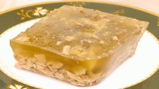 Холодец (заливное) из  окорочков Очень вкусный
