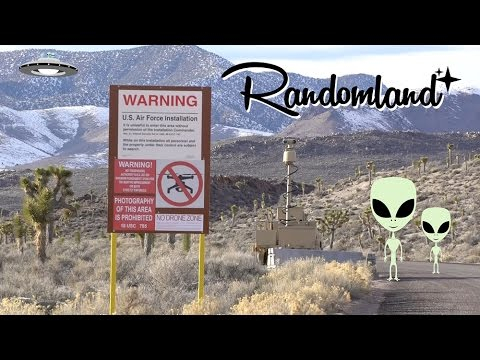 Visiting Top Secret Area 51 & Extraterrestrial Highway