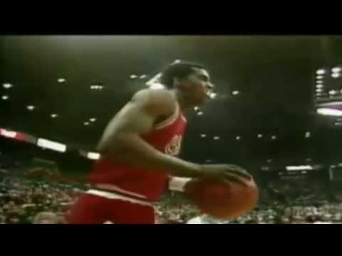 Orlando Woolridge - 1984 NBA Slam Dunk Contest