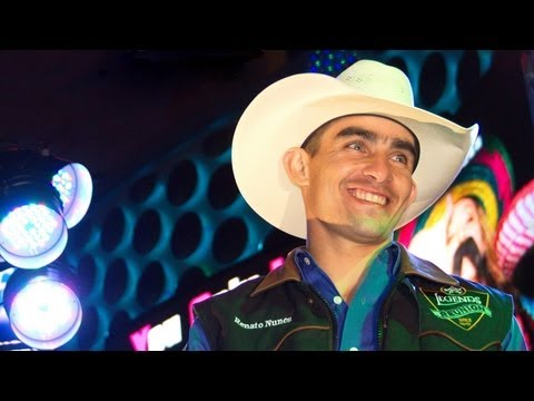 PBR World Champion Renato Nunes on Flint Rasmussen's 'Outside the Barrel' (10/26/12)