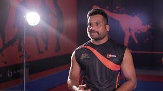 Vishal Mane - U MUMBA | STAR Sports Pro Kabaddi