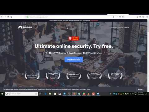 Nord VPN Premium License Key 2018 - November 2018 Update Free Download -  100% Working