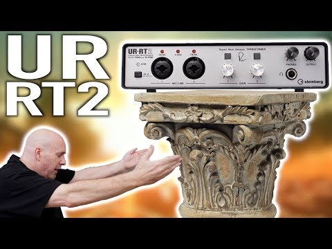 Is The Steinberg UR-RT2 Thee Best Audio Interface Under $350?