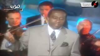 عبدالرب ادريس - الحفل