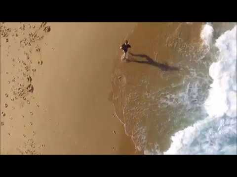 Sydney By Drone - Garie Beach (Royal National Park)