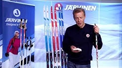 Järvinen Lapponia eräsukset - esittelyvideo - Harri Kirvesniemi