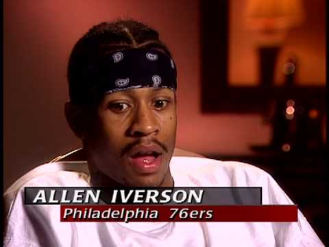ISIAH THOMAS AND ALLEN IVERSON THE ANSWER DVD