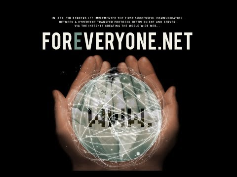 ForEveryone.net | The web, past and future | Web Foundation