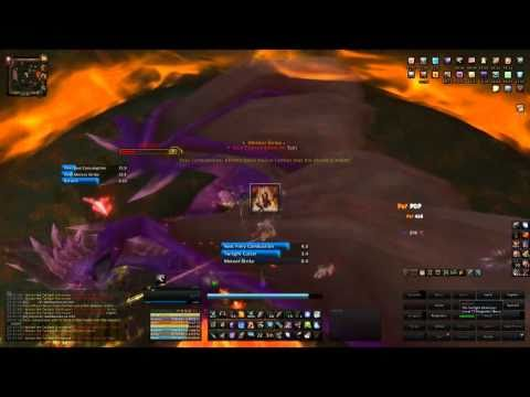 The Hungering Cold vs Halion 25 Heroic |