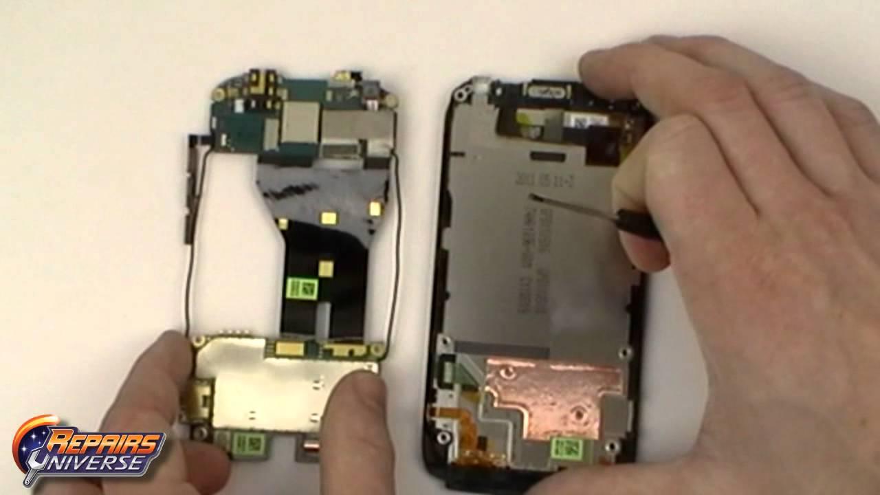 how to fix a htc sensation touch screen [ 1280 x 720 Pixel ]