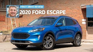 2020 Ford Escape: First Drive Review
