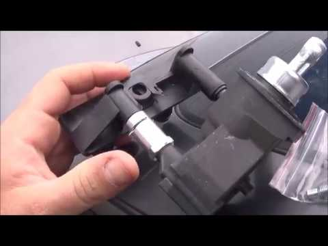 How To Replace Bleed Clutch Master Cylinder On Ford Focus 2004 Youtube