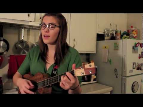 The Trapeze Swinger (Iron and Wine cover by Danielle Ate the Sandwich)