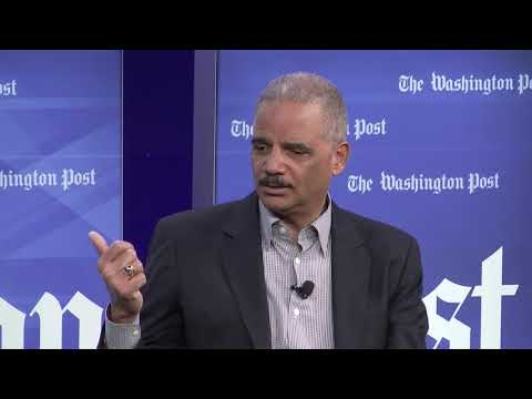 Cape Up Live: Eric Holder in Conversation with Jonathan Capehart