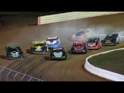 ULMS Super Late Model B-Main Two | Port Royal Speedway | 4-28-18
