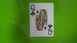 Гадание на ДАМУ ТРЕФ на игральных картах  Ближайшее будущее