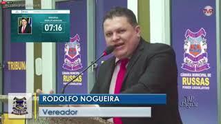 Rodolfo Nogueira   Pronunciamento Russas 21 01 2020