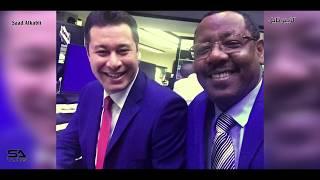 قطر ١ - قناة الجزيرة واحداث السودان - مقابلة خاصة مع الاعلامي الزبير نايل