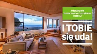 Mieszkanie nowoczesno-rustykalne część 2. Wideo Inspiracje Leroy Merlin