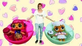 Куклы ЛОЛ в детском садике Капуки Кануки