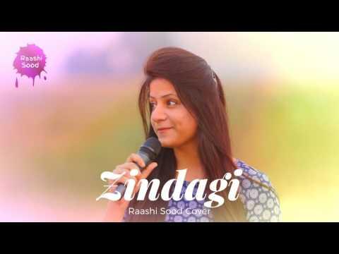 Raashi Sood - Zindagi | Akhil | Extended version | Hiten