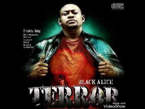 Mr Terror . Double trouble . Extrait de Black Alice 2008